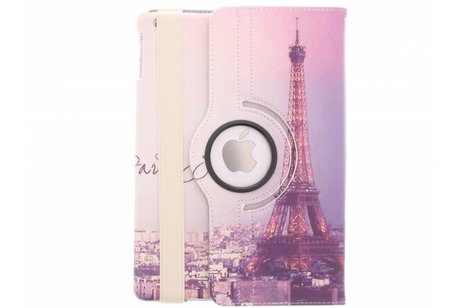 iPad Air hoesje - 360° draaibare Parijs design