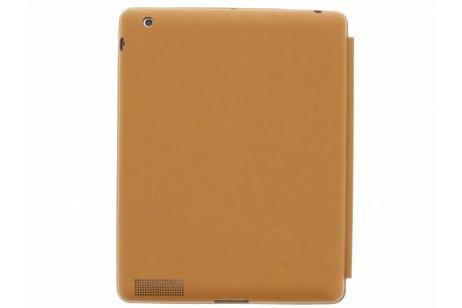 Bruine Flipstand Cover voor de iPad 2 / 3 / 4