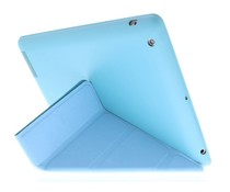 Lichtblauw Flipstand Cover iPad 2 / 3 / 4