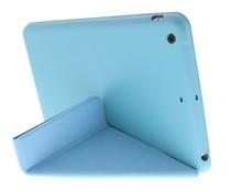 Lichtblauw Flipstand Cover iPad Mini / 2 / 3