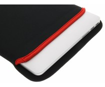 Universele neopreen Sleeve MacBook 15.6 inch