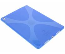Blauw x-line TPU tablethoes iPad Pro 9.7