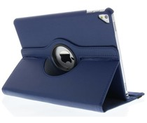 Donkerblauw 360° draaibare tablethoes iPad Pro 9.7
