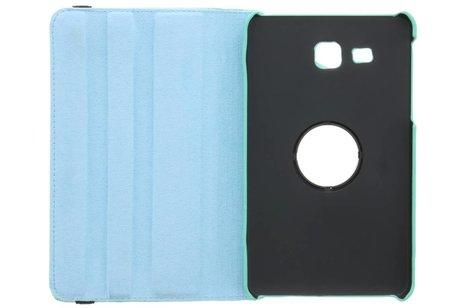 Samsung Galaxy Tab A 7.0 (2016) hoesje - Fuchsia 360º draaibare krokodil
