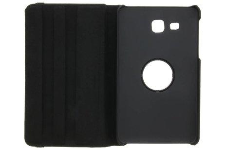 Samsung Galaxy Tab A 7.0 (2016) hoesje - Zwarte 360º draaibare tablethoes