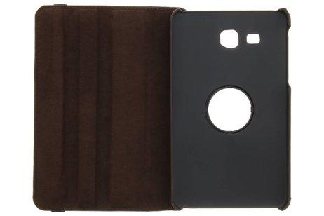 Samsung Galaxy Tab A 7.0 (2016) hoesje - Bruine 360º draaibare tablethoes