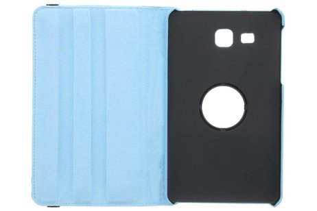 Samsung Galaxy Tab A 7.0 (2016) hoesje - Turquoise 360º draaibare tablethoes