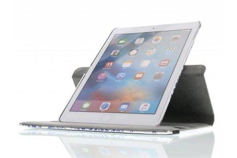 iPad Pro 9.7 hoesje - 360° draaibare olifanten design