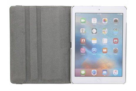 iPad Pro 9.7 hoesje - 360° draaibare luipaard design