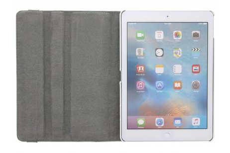 iPad Pro 9.7 hoesje - 360° draaibare don't touch
