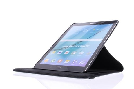 Samsung Galaxy Tab S2 9.7 hoesje - 360° draaibare bloesem design