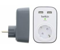 Belkin Surge Protector + 2x USB-poort