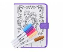 """Disney Frozen - Kleur-me-in tablet case (7/8"""" universeel)"""