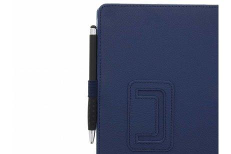 Asus ZenPad C 7.0 hoesje - Blauwe effen tablethoes voor