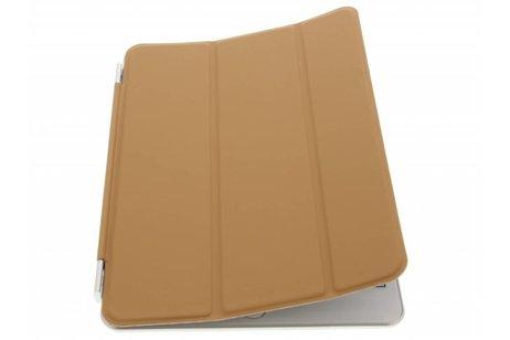 iPad Air 2 hoesje - Bruine Smart Cover voor