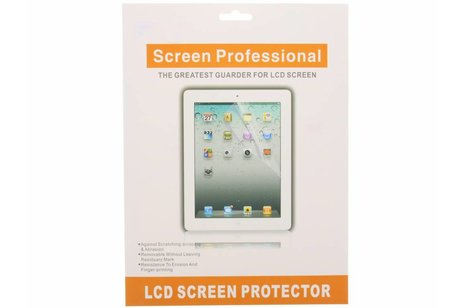 Anti-fingerprint screenprotector voor de Samsung Galaxy Tab 3 10.1 inch P5200