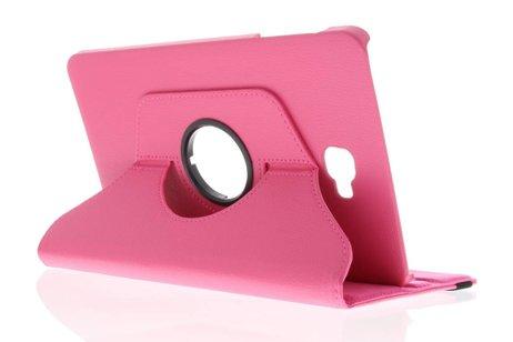 Samsung Galaxy Tab A 10.1 (2016) hoesje - Fuchsia 360º draaibare tablethoes