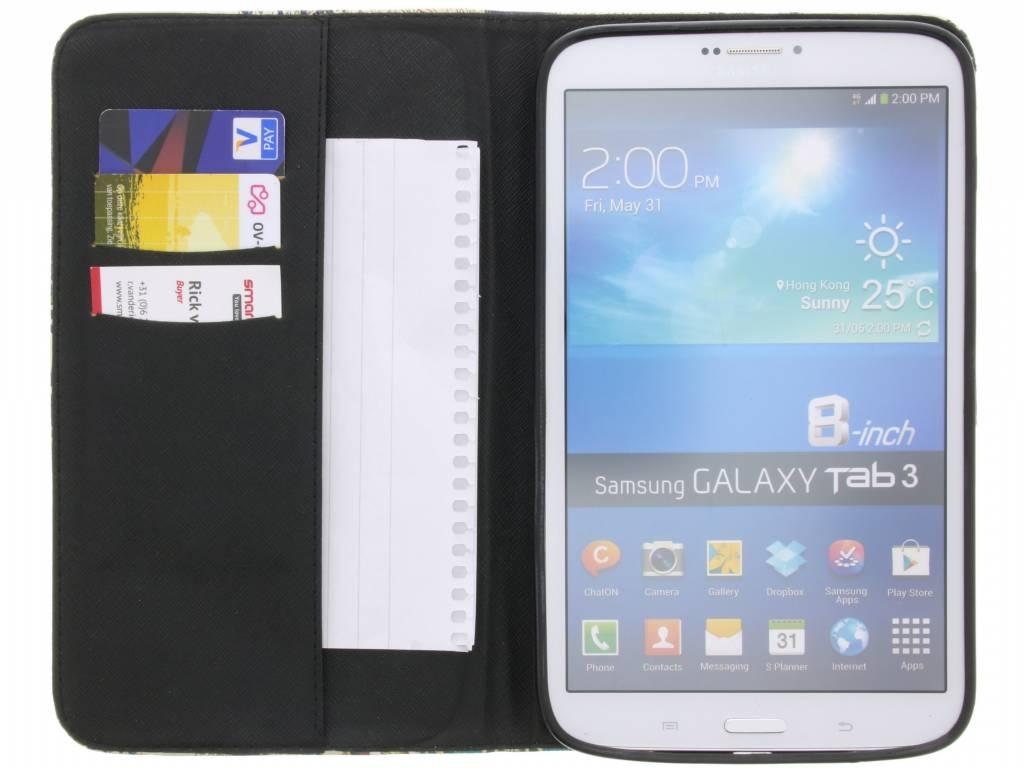 Cas Design Tpu Terre Tablet Mer Pour Samsung Galaxy Tab 8.0 3 hGzX7jTTp
