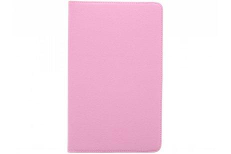 Samsung Galaxy Tab A 10.1 (2016) hoesje - Roze 360º draaibare tablethoes