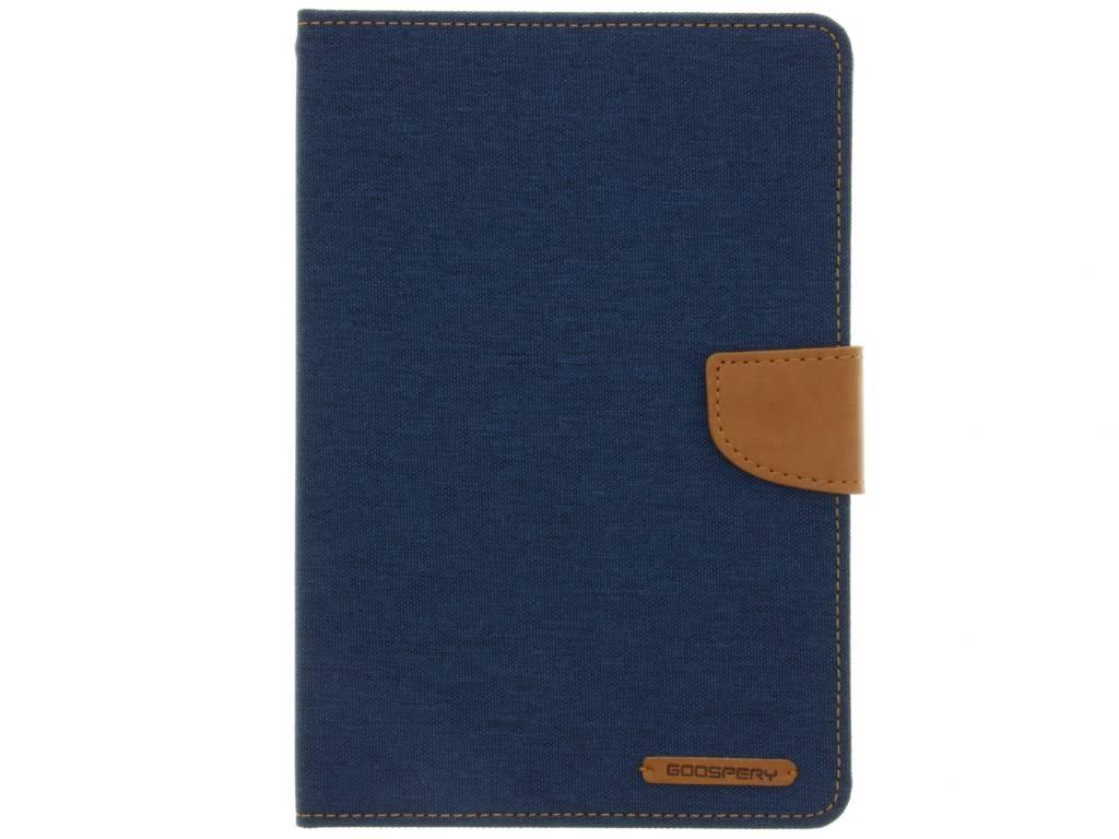 Toile Journal Ipad Cas 2/3/4 - Bleu Foncé 872ajrrgL8
