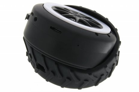 Accezz Xtreme Waterproof Bluetooth 3.0 Speaker - Zwart