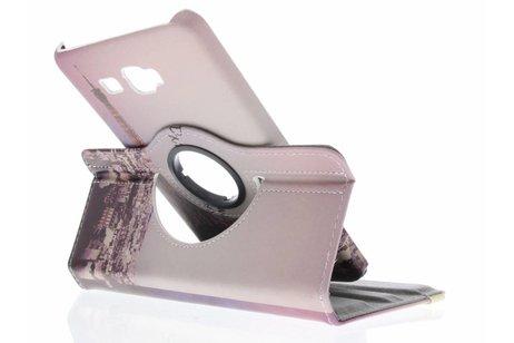 Samsung Galaxy Tab A 7.0 (2016) hoesje - 360° draaibare parijs design