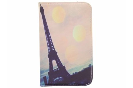 Samsung Galaxy Tab A 7.0 (2016) hoesje - 360° draaibare Paris at