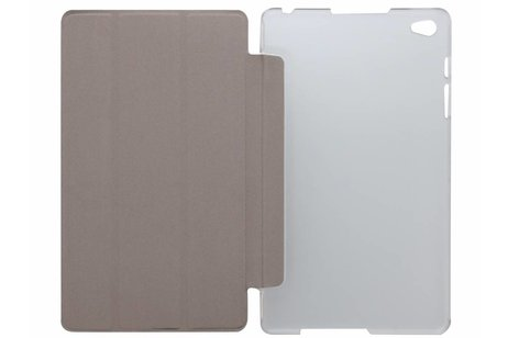 Huawei MediaPad M2 8.0 hoesje - Roze brushed tablethoes voor