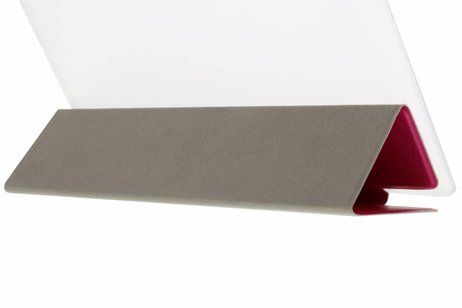 Huawei MediaPad M2 8.0 hoesje - Fuchsia brushed tablethoes voor