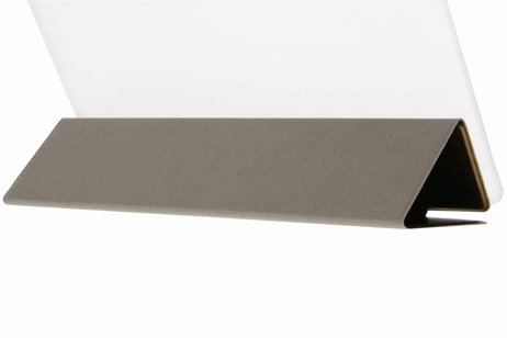 Lenovo Tab 2 A7-10 hoesje - Bruine brushed tablethoes Lenovo