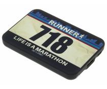Runner powerbank 5000 mAh  - 2,1 ampère