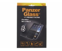 PanzerGlass Privacy Screenprotector iPad Mini / 2 / 3