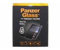 PanzerGlass Privacy Screenprotector iPad 2 / 3 / 4