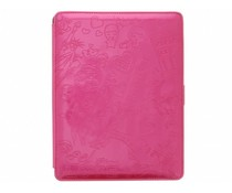 Glanzend romantisch tablethoes iPad 2 / 3 / 4