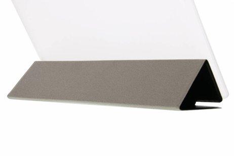 Asus ZenPad 10 Z300M hoesje - Zwarte brushed tablethoes voor