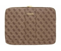 Guess 4G Uptown Sleeve 13 inch - Brown