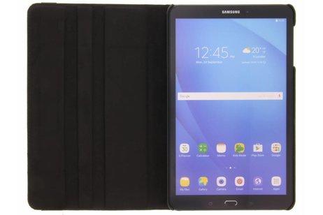 Samsung Galaxy Tab A 10.1 (2016) hoesje - Zwarte 360º draaibare tablethoes