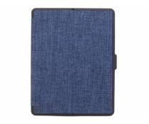Blauw Canvas Bookcase iPad 2 / 3 / 4