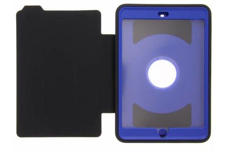 Blauwe defender protect case voor de iPad Mini / 2 / 3