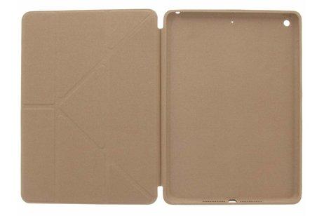 Bruine Flipstand Cover voor de iPad (2018) / (2017)