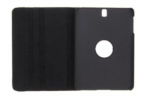 Samsung Galaxy Tab S3 9.7 hoesje - Zwarte 360° draaibare krokodil