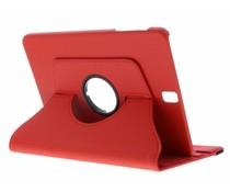 Rood 360° draaibare tablethoes Samsung Galaxy Tab S3 9.7