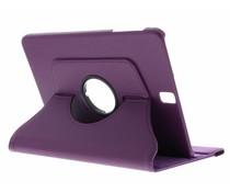 Paars 360° draaibare tablethoes Galaxy Tab S3 9.7