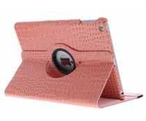 360° draaibare krokodil tablethoes iPad (2017)