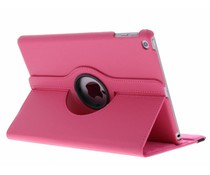 Fuchsia 360° draaibare tablethoes iPad (2018) / (2017)