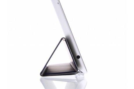 iPad (2017) hoesje - Blauwe smart cover voor