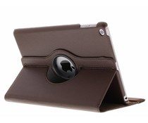 Bruin 360° draaibare tablethoes iPad (2017)