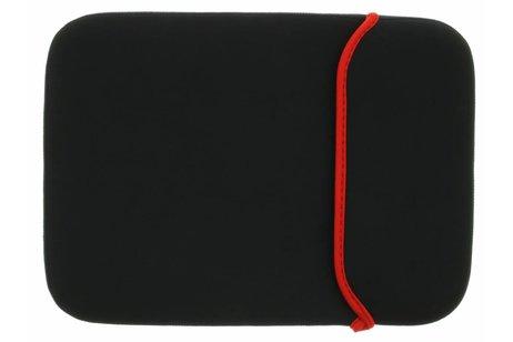 Zwart universele neopreen Sleeve 9,7 inch