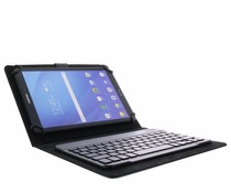 Bluetooth Keyboard Case lederen toetsenbord 9 - 10.1 inch