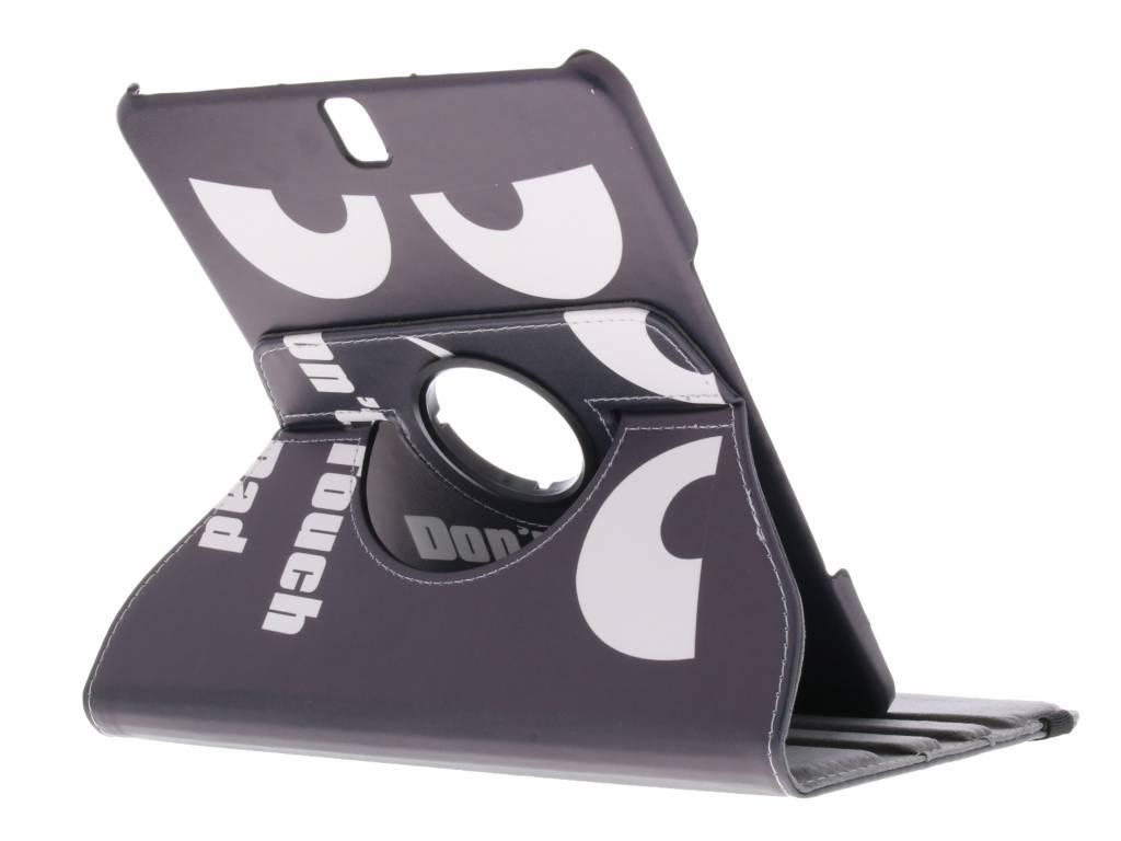 360 ° Rotatif Ne Touchent Pas Le Cas De La Tablette De Conception Pour Samsung Galaxy Tab 9.6 E HgJHC2qYep